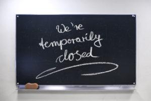 Zamknięcie szkoły-miniaturka